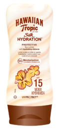 Hawaiian Tropic - Silk Hydration Sun Lotion (SPF15)