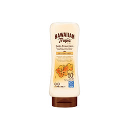 Hawaiian Tropic - Satin Protection Sun Lotion (SPF50)