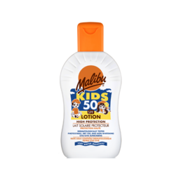 Malibu - Kids High Protection Sun Lotion (SPF50)