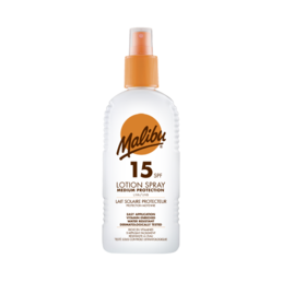 Malibu - Sun Lotion Spray (SPF15)