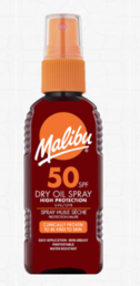 Copy of Copy of Copy of Malibu - Dry Oil Spray (SPF15)