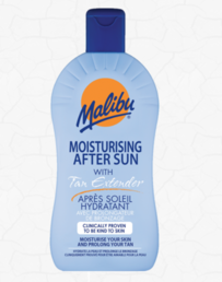 Malibu - After Sun with Tan Extender - 400ml
