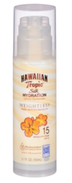 Hawaiian Tropic - Silk Hydration Air Soft Sun Lotion (SPF15)
