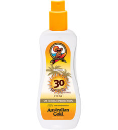 Australian Gold - Spray Gel (SPF30)