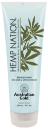 Australian Gold - Hemp Nation - Sea Salt & Sandalwood Body Wash kuorintavoide - 235ml - UUTUUS!