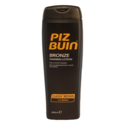 Piz Buin - Bronze Tanning Lotion
