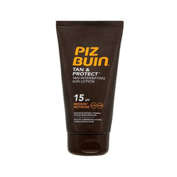 Piz Buin - Tan & Protect Lotion (SPF15)