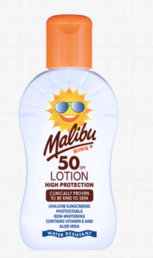 Copy of Malibu - Sun Lotion for Kids (SPF30)