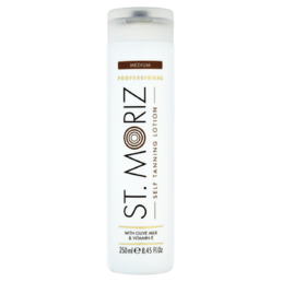 St. Moriz - Self Tanning Lotion (Medium)